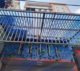 Chợ Gò Vấp hẻm thông Nguyễn Văn Nghi 50m2 x 4 tầng ngang trên 5m chỉ 4.1 tỷ